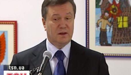 Янукович рассказал, как вылечит здравоохранение