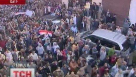 Єгипет  лихоманить