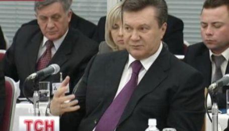 Янукович с визитом в Японии