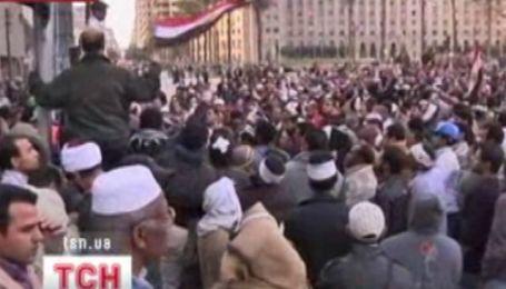 В Каире возобновились массовые столкновения