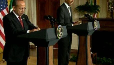 Обама о ситуации в Ливии