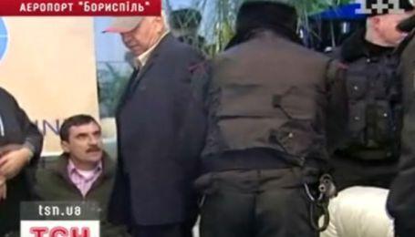 Из тюрьмы венесуэльской - в тюрьму украинскую