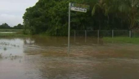 """Шторм """"Таша"""" принес в Австралию сильные наводнения"""
