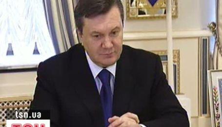 """Янукович пообещал Европе """"радикальные реформы"""""""