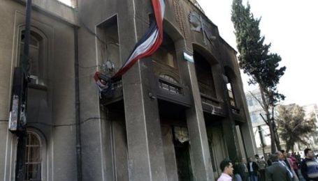 Сирийские войска взяли штурмом мечеть