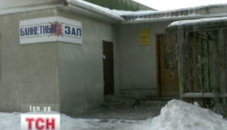 Кровавый корпоратив состоялся в Днепропетровске