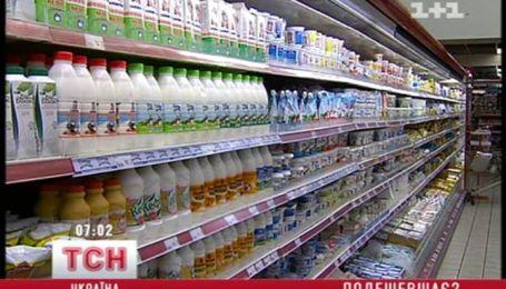 Чи подешевшає молоко