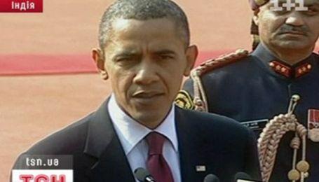 Восточный прием Обамы