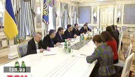 В Україну прибув генсек НАТО