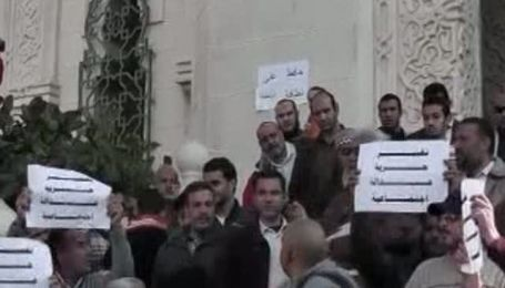 Египетская армия решила навести порядок в стране