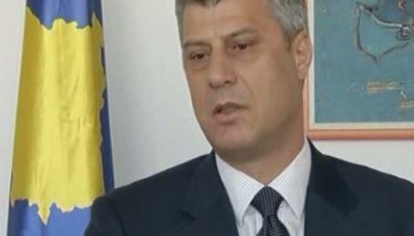 Парламент Косово отправил в отставку правительство Хашима Тачи