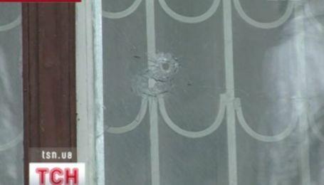 У Запоріжжі невідомі обстріляли будівлю Жовтневого суду