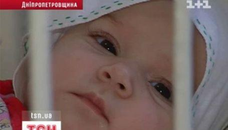 На Днепропетровщине младенца спасли от голода и от матери