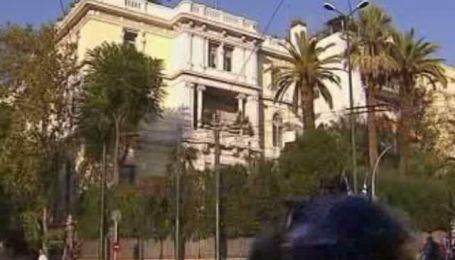 В Греции готовили бомбу для Саркози