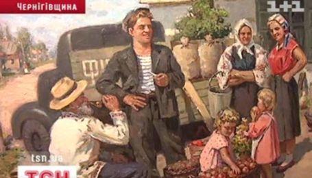 На Черниговщине похитили три картины, но не из музея