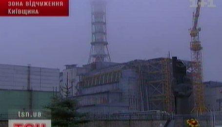 """Чернобыльской электростанции могут сделать """"темную"""""""