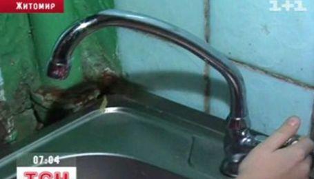 Житомир остался без воды