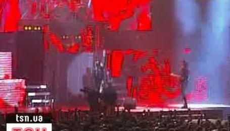 Scorpions відіграли прощальний концерт у Києві