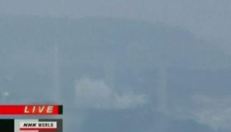 """Новый пожар вспыхнул на четвертом энергоблоке АЭС """"Фукусима-1"""""""