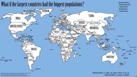 Справедлива карта світу