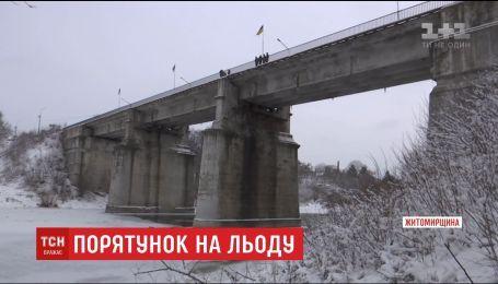 Четверо школярів урятували 21-річного хлопця від фатального стрибка з мосту