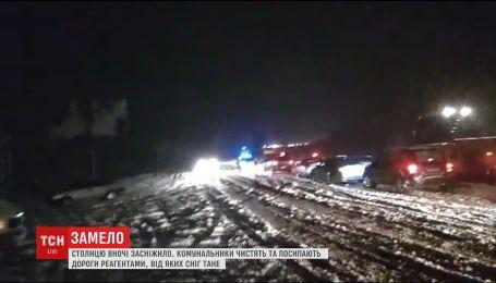 Метеорологи объявили штормовое предупреждение в Украине