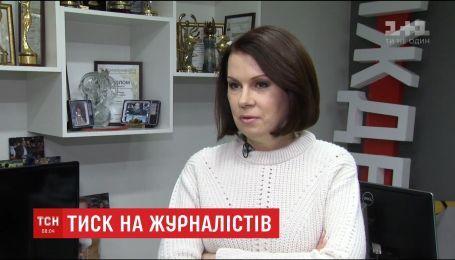 """Народные депутаты встали на защиту журналистов """"1+1"""""""