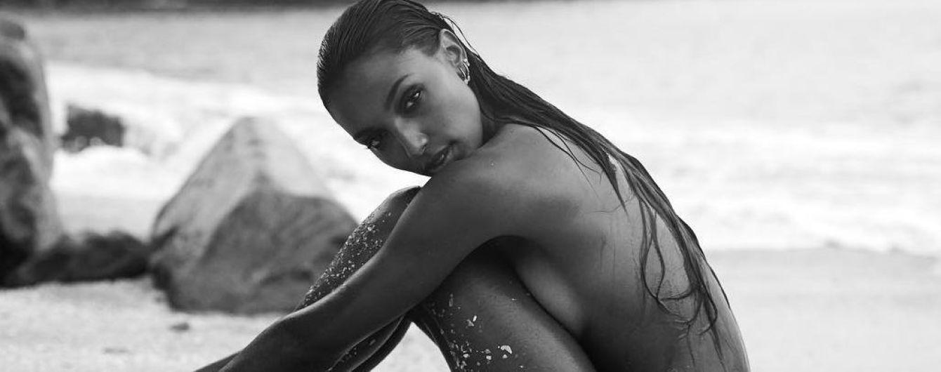 Топлес на пляже: Жасмин Тукс поделилась новыми откровенными снимками