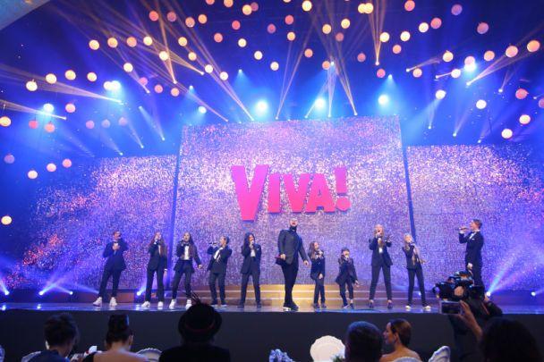 """""""1+1"""" покажет телеверсию церемонии награждения """"Viva! Самые красивые"""""""
