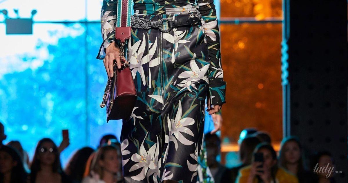 Коллекция Diane von Furstenberg прет-а-порте сезона весна-лето 2018 @ East News