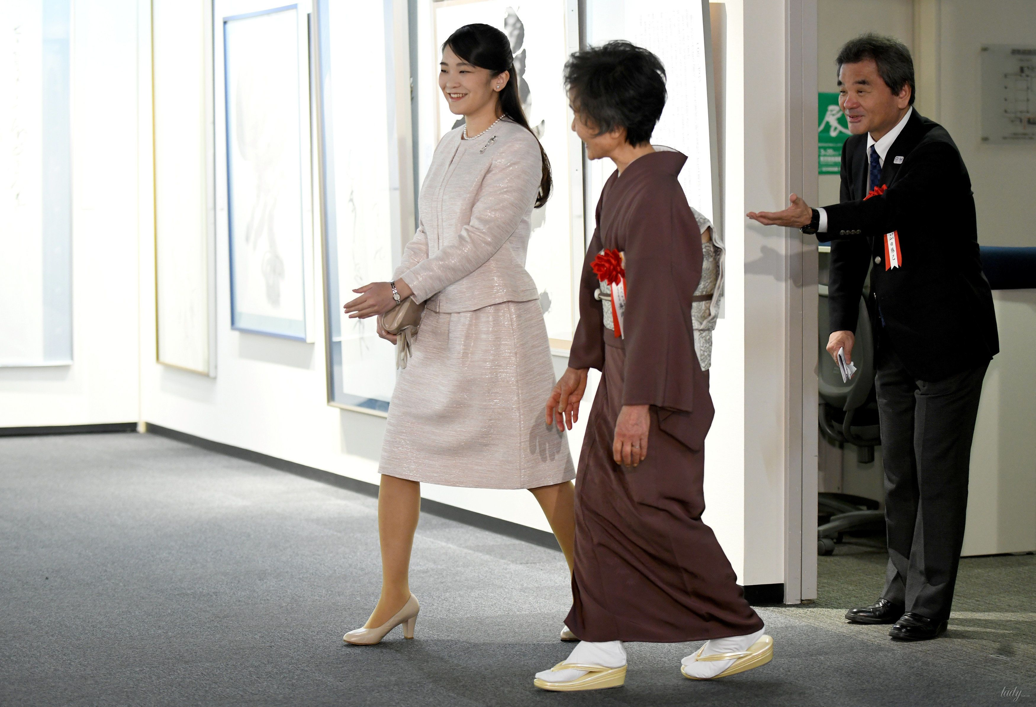 Японская принцесса Мако_4
