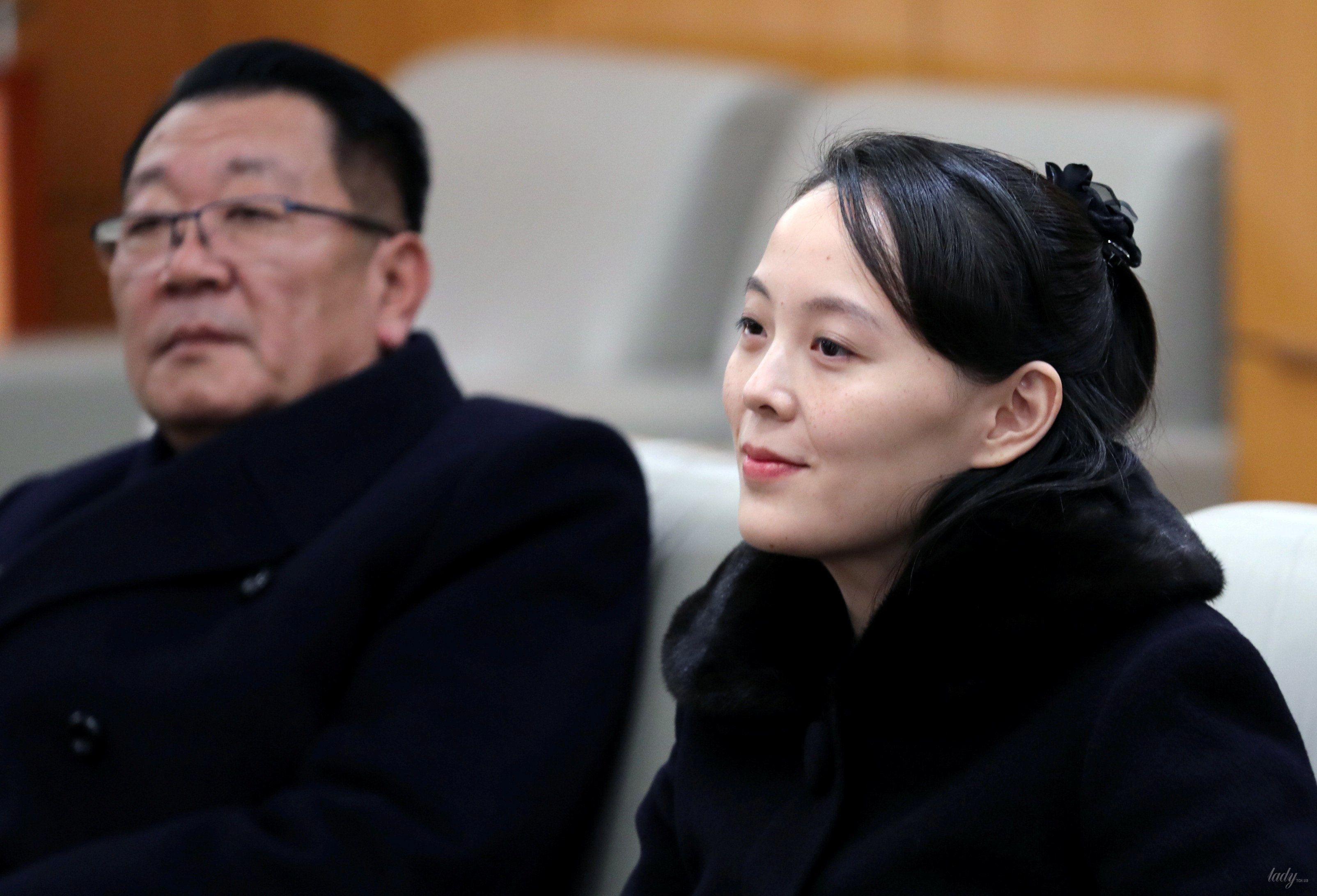 Сестра лидера КНДР Ким Ё Чжон_1