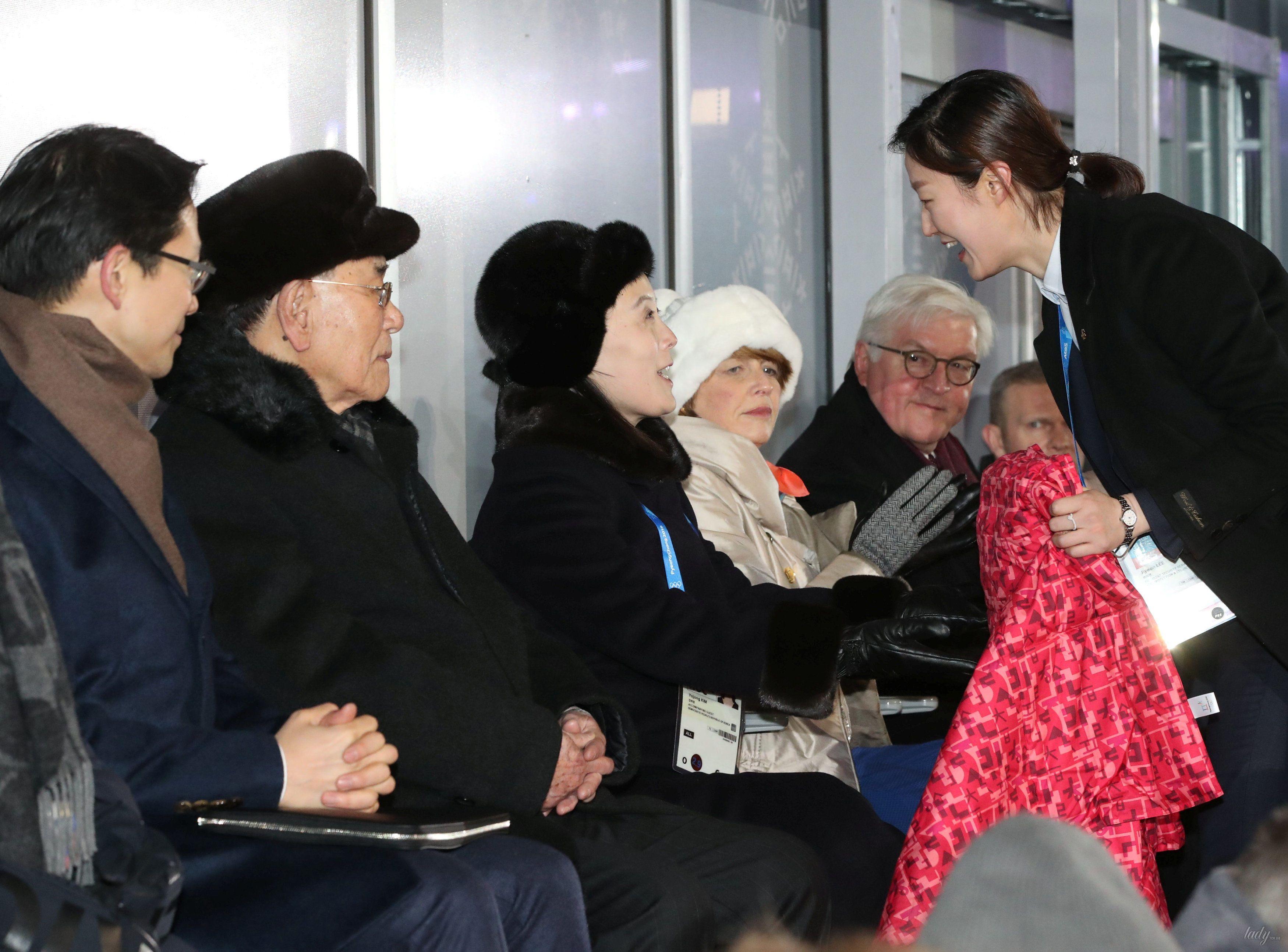 Сестра лидера КНДР Ким Ё Чжон_5