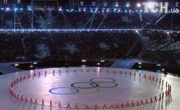 Голий красень, хлопці у шортах і розкішне шоу. Як у Пхенчхані відкрили зимові Олімпійські ігри