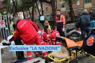 В Италии мотоциклист расстрелял прохожих