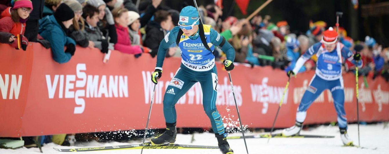 Украинские биатлонистки открывают Олимпиаду-2018 спринтерской гонкой: кто побежит