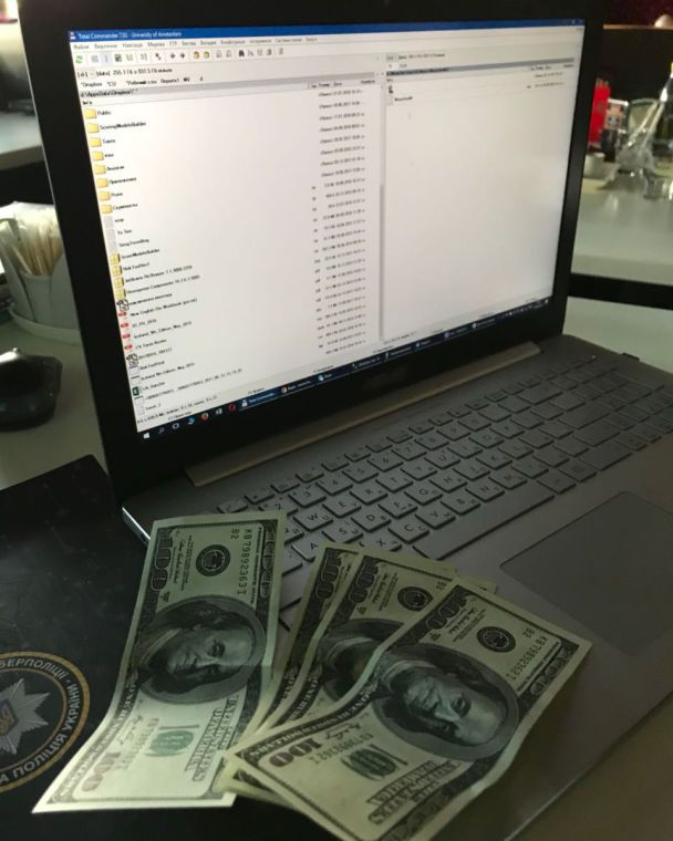 У Києві колишній працівник кредитної установи намагався продати 100 Гб клієнтської бази