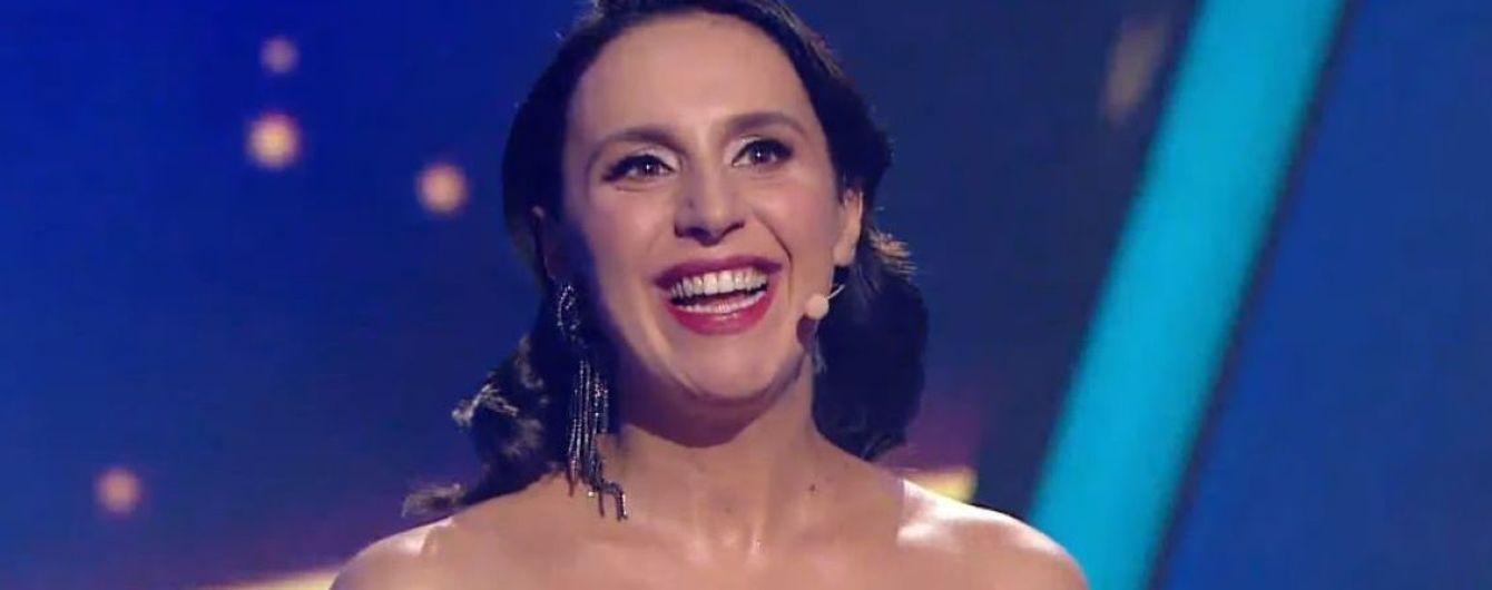 """Чарівна Джамала показала округлий животик під час нацвідбору на """"Євробачення-2018"""""""