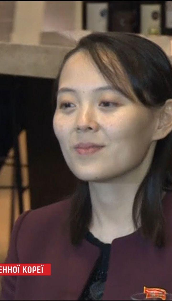 Історична розмова: світ обговорює візит сестри лідера КНДР на відкриття Олімпіади