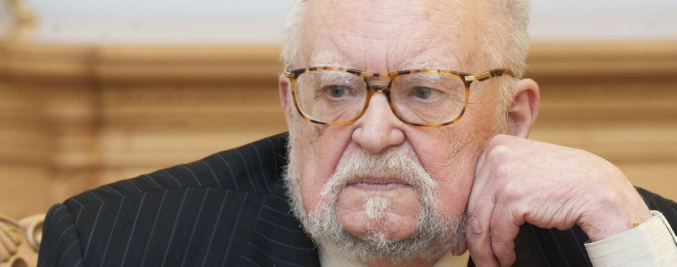 Помер відомий український філософ Мирослав Попович