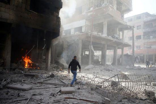 CIT назвала імена російських найманців, які загинули під час авіаудару у Сирії