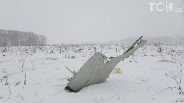 Крушение самолета вРФ: названа предварительная причина