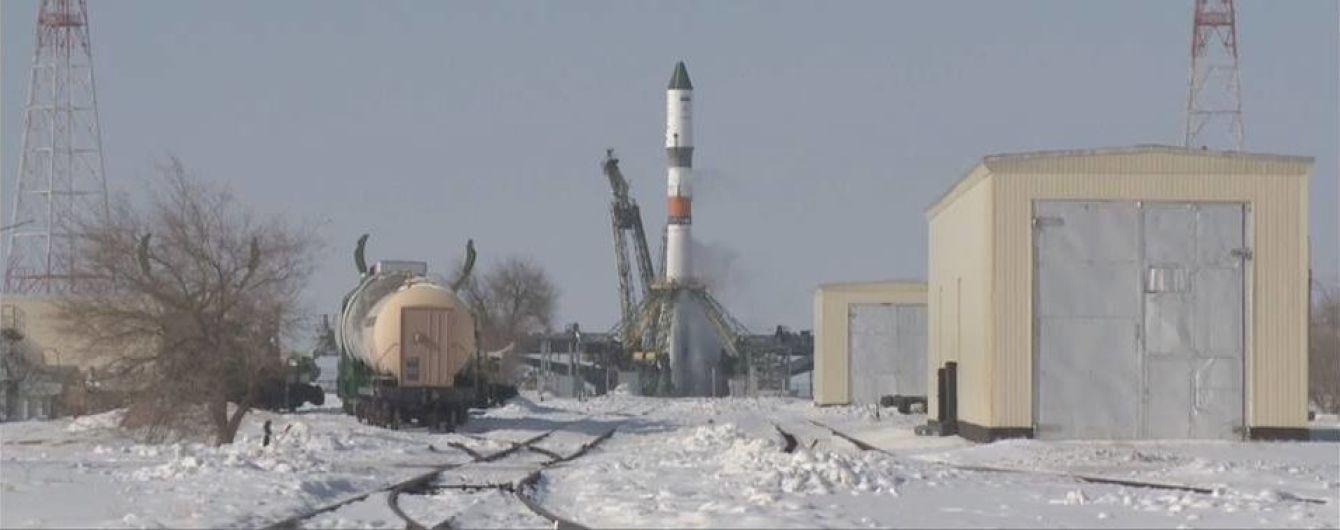 Россия не смогла запустить ракету в космос из-за неполадок