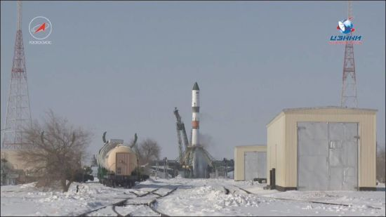 Росія не змогла запустити ракету в космос через неполадки