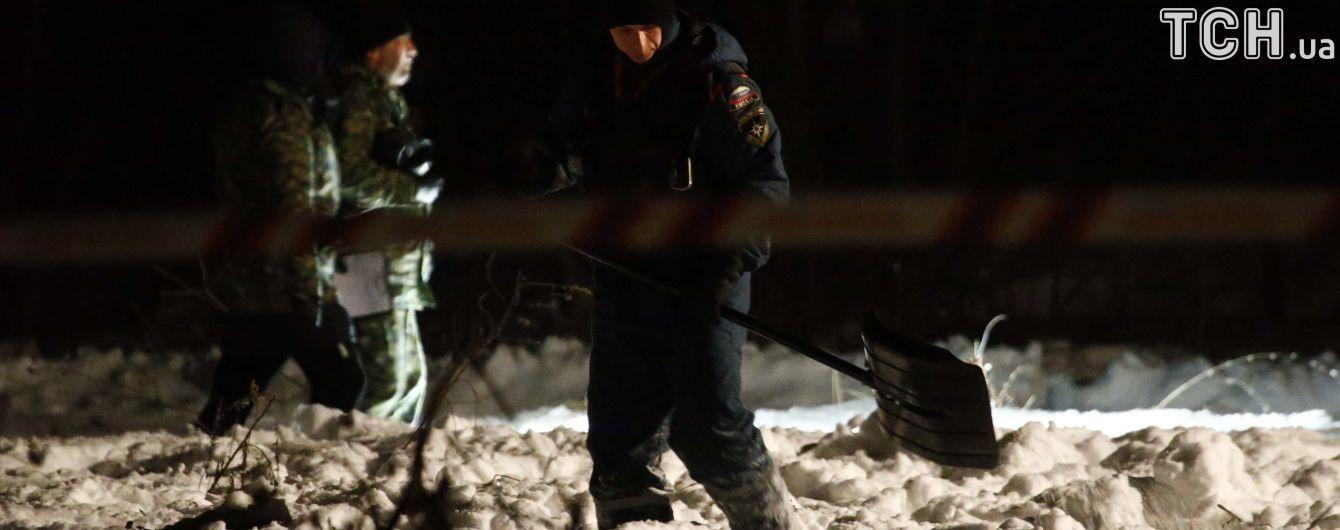 Серед пасажирів Ан-148, який розбився в Підмосков'ї, виявився громадянин Швейцарії