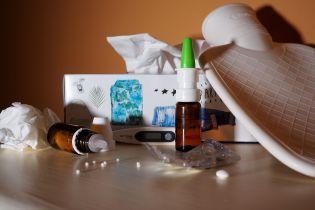 У МОЗ назвали області, де перевищений епідемпоріг захворюваності на грип на ГРВІ