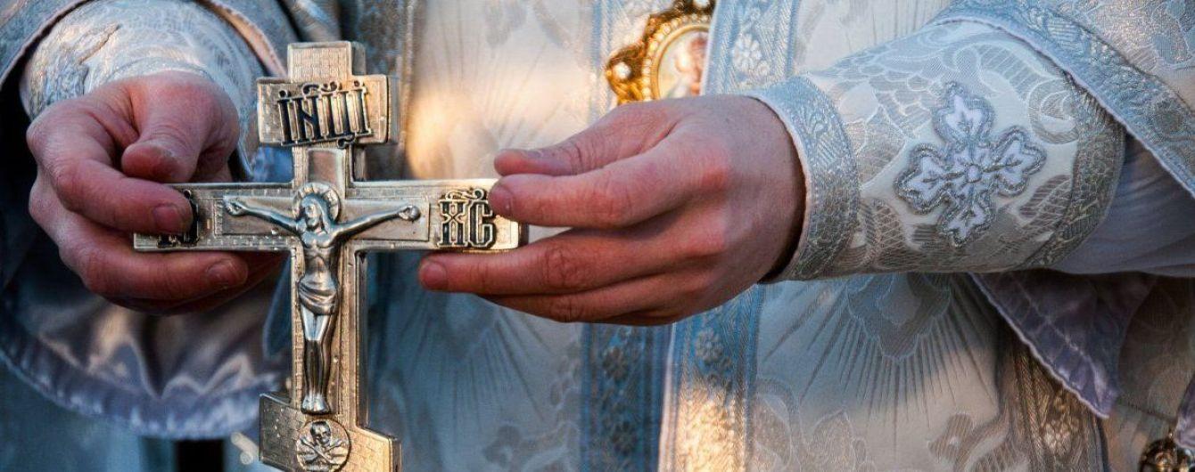 Причастився. На Івано-Франківщині затримали п'яного священика за кермом