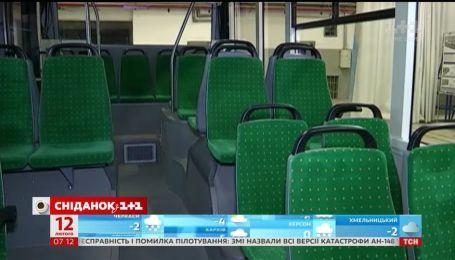В уряді пообіцяли автобусну революцію