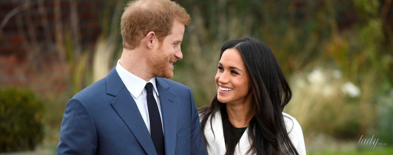 Имя дизайнера платья и другие подробности торжества: как Меган Маркл и принц Гарри готовятся к свадьбе