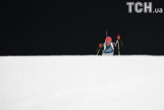 Дальмайєр робить золотий дубль Олімпіади-2018, Віта Семеренко потрапила у топ-20 у персьюті